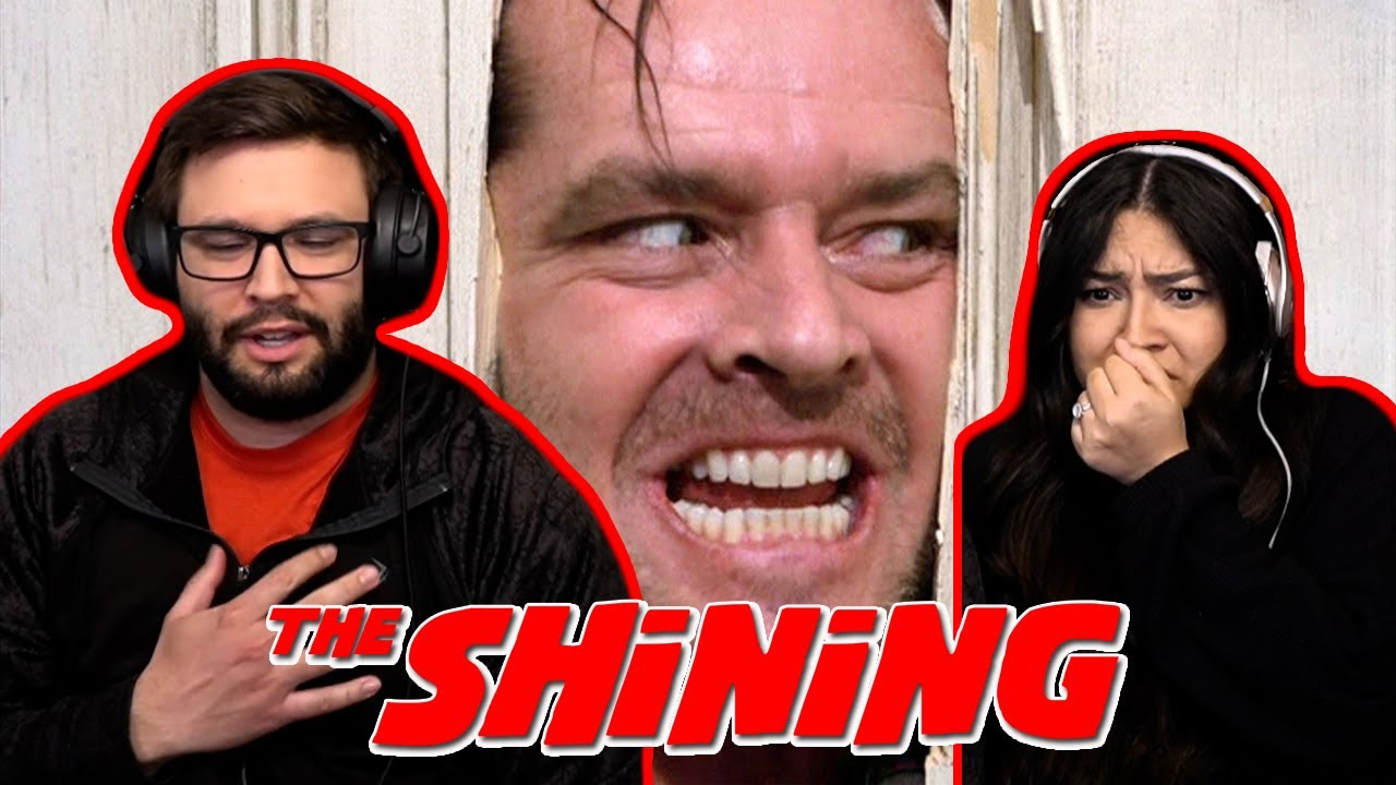 Download The Shining (1980) First Time Watching! Movie Reaction!!