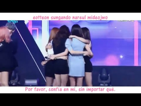 Apink ~ The Wave |SUB ESP/ROMLYRICS|