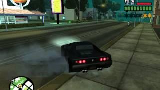 Обзор модификаций Gta San Andreas-Полиция Майами:Отдел нравов #1
