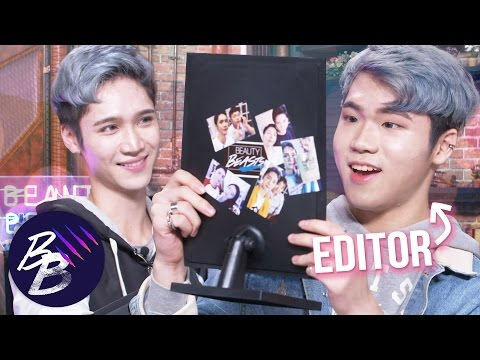 E30💋 BeautyBeasts Editor is Edward's brother?? Introducing Edward Wavila || BeautyBeast