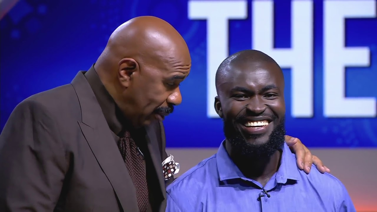 FAST MONEY FUNNIEST MOMENTS    FAMILY FEUD AFRICA