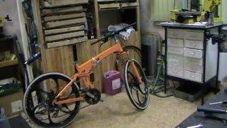 Велосипеды на литых дисках: обзор и отзывы(Обзор складного велосипеда Land Rover на литых колесах, конструкция подвески, особенности литых колес. Сайт..., 2015-05-16T10:05:15.000Z)