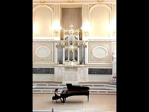 Альбенис, Исаак - Испанская сюита для фортепиано № 1