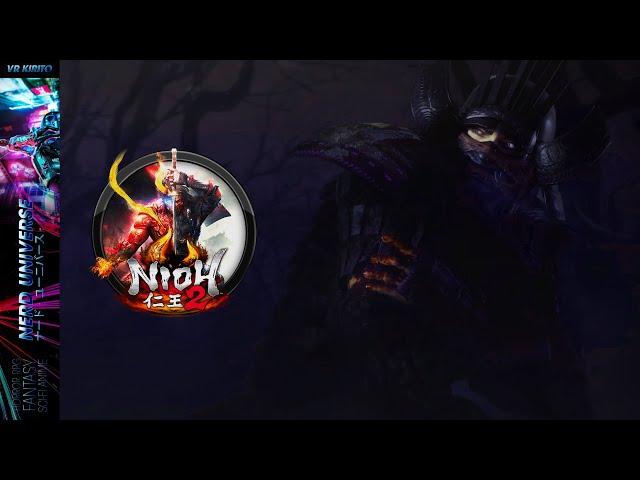 Nioh 2 | Hauptmission - Die Bestie aus Rauch und Flammen ☬ PS4 Pro [Deutsch] Livestream
