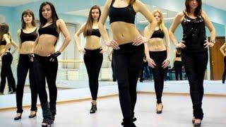Современные танцы видеоурок
