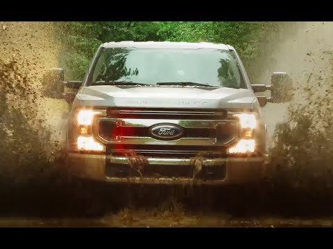 2020 Ford F-Series Super Duty – Tremor Off-Road Package