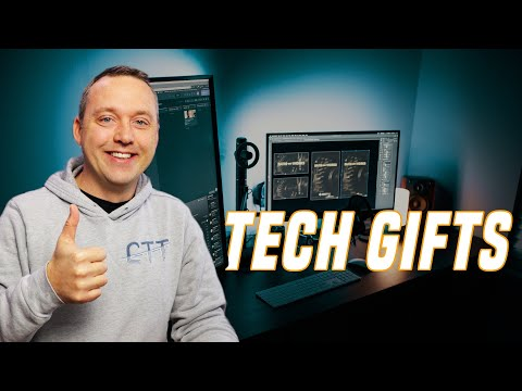 Best Tech Gifts for 2020