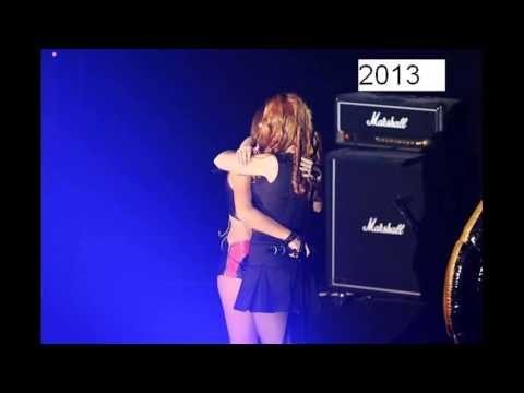 """t.A.T.u. Fan Video 2013 kiev- """"Feel"""""""