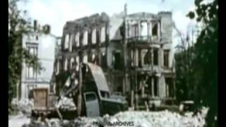 1945 July in Berlin - UNEDITED Raw Footage