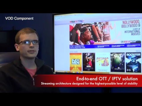 End-to-end IPTV /