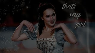 Alina Zagitova Алина Загитова That s My Girl