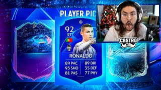 RONALDO IN A PLAYER PICK PACK GONE WRONG!! You won't believe this. FIFA 21