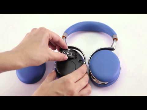 Parrot Zik 2.0 Wireless Headphones - Unboxing