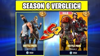 SEASON 6 Facts - Battlepass? Topic? Skins? Prices? | Fortnite Season 6 German German