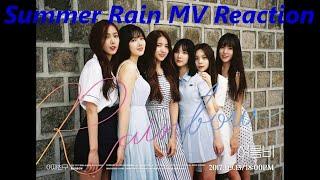 😍😍 AH MY HEART! 😍😍 K-Pop n00b First Reaction to GFRIEND(여자친구) _ Summer Rain(여름비)