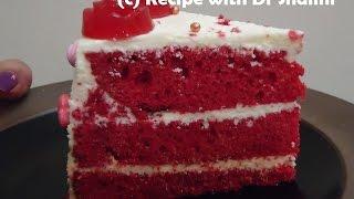 Red Velvet Cake, Red Velvet Cake Recipe