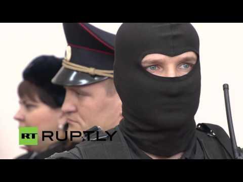 LIVE: Donetsk City Court to announce verdict for Nadezhda Savchenko (Part I)