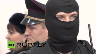LIVE: Donetsk City Court to announce verdict for Nadezhda Savchenko (Part I)(A Donetsk City Court is due to announce a verdict for the case of Ukrainian pilot Nadezhda Savchenko on March 21-22. The Ukrainian pilot was detained in July ..., 2016-03-21T10:42:17.000Z)