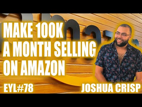 HOW TO MAKE $100,000 A MONTH SELLING ON AMAZON