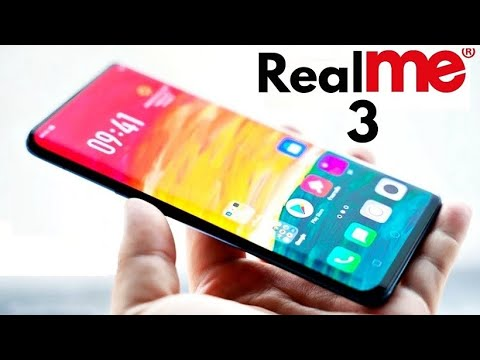 Realme 3 First Look Price Camera Full Details & Launch Date in India - 동영상