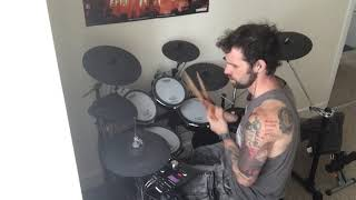 Mnemic- March Of The Tripods: Drum Cover