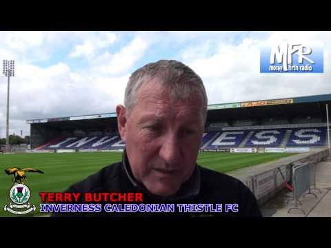 Terry Butcher  - Pre-Season Interview 2013/14