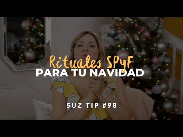 Rituales Súper Productivos y Felices para la Navidad - Suz Tip#98