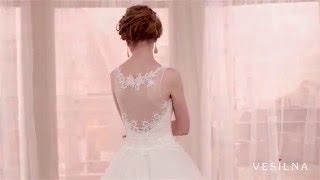 Свадебное платье 2016 года от производителя VESILNA™ модель 3046