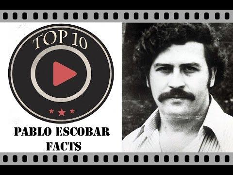 Top 10 Facts Pablo Escobar Youtube