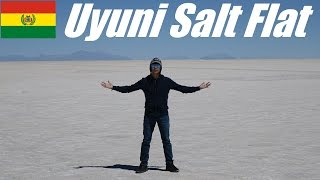 South America: Travel to Bolivia – Salar De Uyuni – Uyuni Salt Flat Part 2 of 2