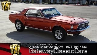 1967 Ford Mustang - Gateway Classic cars of Atlanta #122