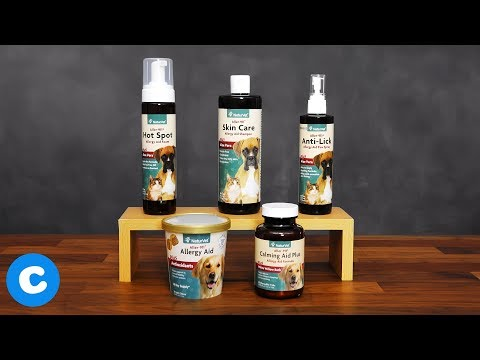 NaturVet Allergy Pet Products