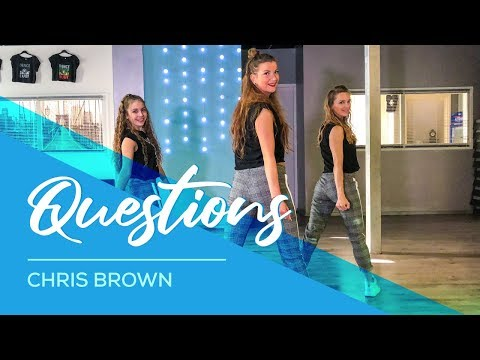 Questions - Chris Brown - Easy Fitness Dance Choreography - Coreografia - Baile