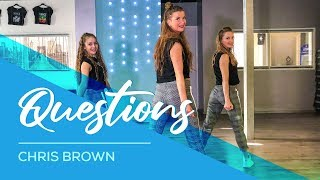Questions - Chris Brown - Easy Fitness Dance Choreography - Coreografia - Baile