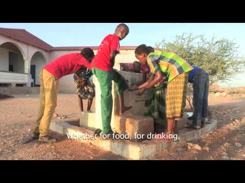 Somali voices: Building a clean water system for a school