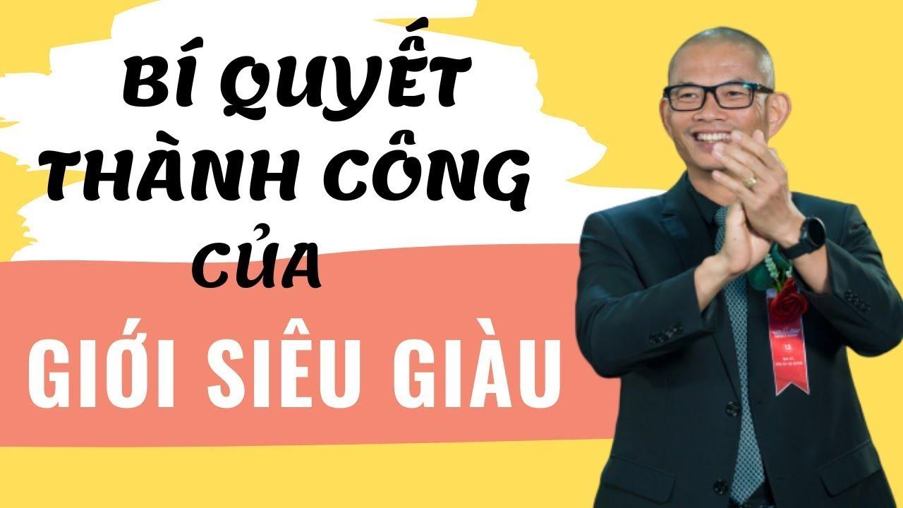 KỶ LUẬT – Bí quyết thành công của giới siêu giàu| Phạm Thành Long