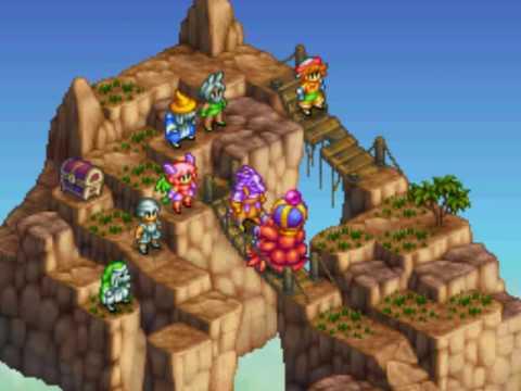 Let's Play Final Fantasy Tactics A2! 40. Veis, Assassin!