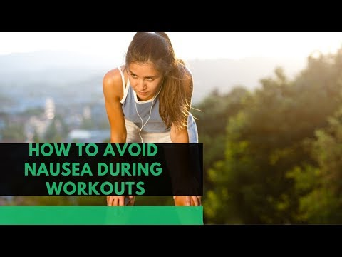 Why You Feel Nausea After a Workout and How to Avoid It (Exercise induced nausea)