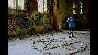 ABANDONED BOARDING SCHOOL With *SATANIC* Chapel!!