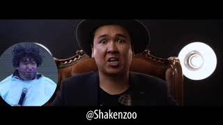 Gambar cover Shakenzoo ПАРОДИЯ  - Баста САНСАРА