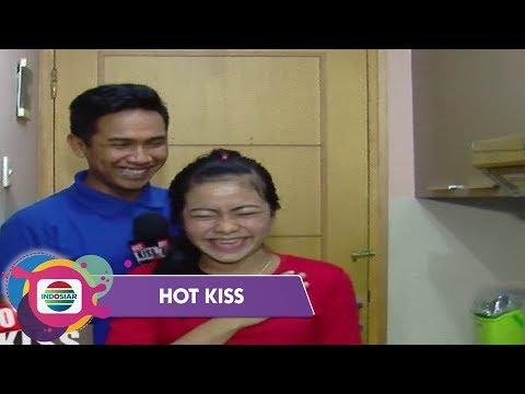 Keseruan Ridwan dan Rara LIDA Membuat Nasi Goreng - Hot Kiss