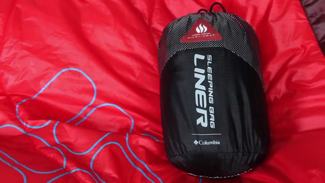 Columbia Sportswear Omni Heat Sleeping Bag Liner