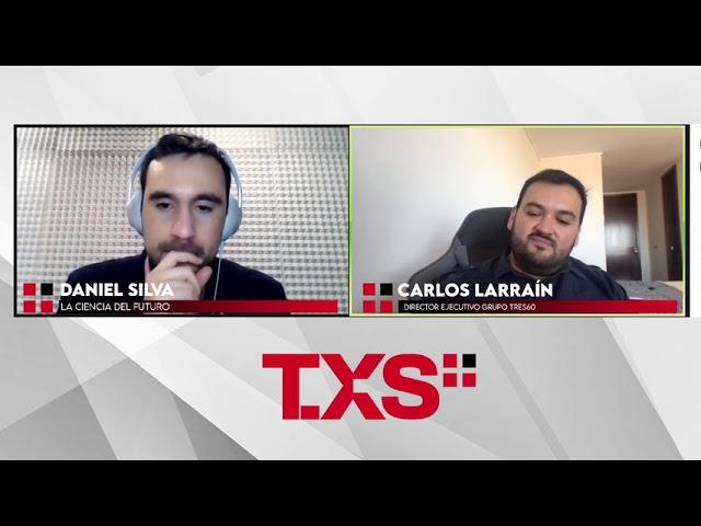 Daniel Silva en La Ciencia Del Futuro en TXSPlus.com