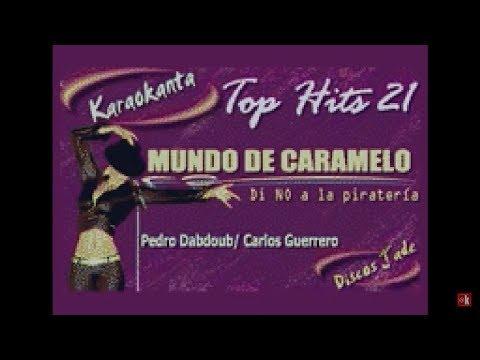Karaokanta - Danna Paola - Mundo De Caramelo
