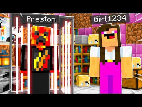 I Found Girl1234's Secret...  Minecraft
