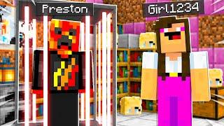 I Found Girl1234's Secret... - Minecraft