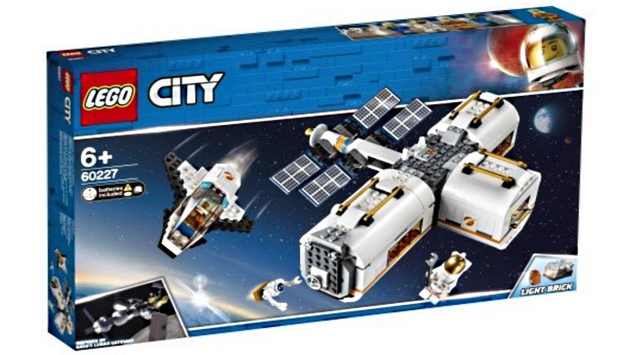 Lego City Space 2019 Summer Sets Fresher Than You Might Think