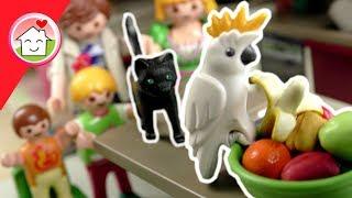 Playmobil Film deutsch - Ein Kakadu bei Familie Hauser - Geschichte für Kinder