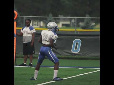 Urbana University Football Highlights - Preseason 2017 ...