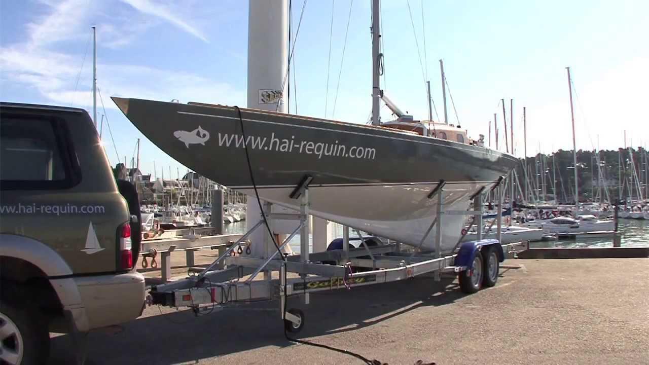 Requin l 39 l gance intacte d 39 un voilier de l gende - Photo de voilier gratuite ...